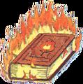 Tome of Fire FFIII Art