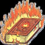 Tome of Fire FFIII Art.png