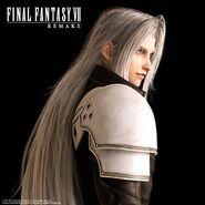 VII Remake Sephiroth Bust