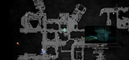 Citadel - East Interchange Lodging Map from FFXV