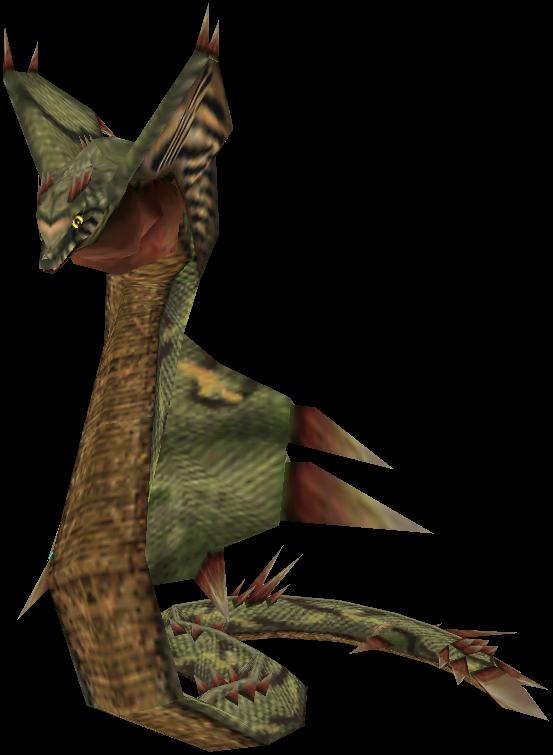 Anacondaur (Final Fantasy VIII)