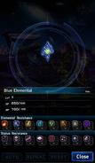 FFBE Blue Elemental Analyze
