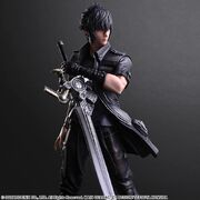 Noctis Play Arts Kai with Engine Blade from FFXV.jpg