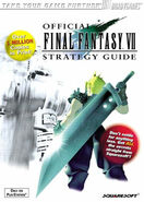 Official Final Fantasy VII Strategy Guide PS