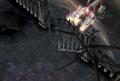 Cerberus summoned from FFVIII Remastered