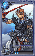 DFF Firion R I Artniks