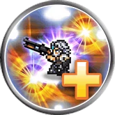 FFRK Rapid Shot Icon