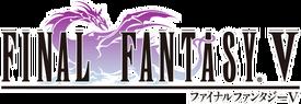 The Final Fantasy V logo.