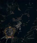 FFXV Altissia Moogle Chocobo Map