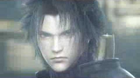 Final Fantasy VII Crisis Core - English Opening
