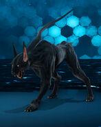 Guard Dog from FFVII Remake
