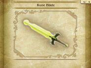Rune BladeBS