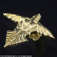 Vermilion Bird class pin Type-0 merch