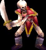 Bloodbones in Final Fantasy IV (iOS).