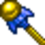 FF4PSP Weapon Thunder Rod.png