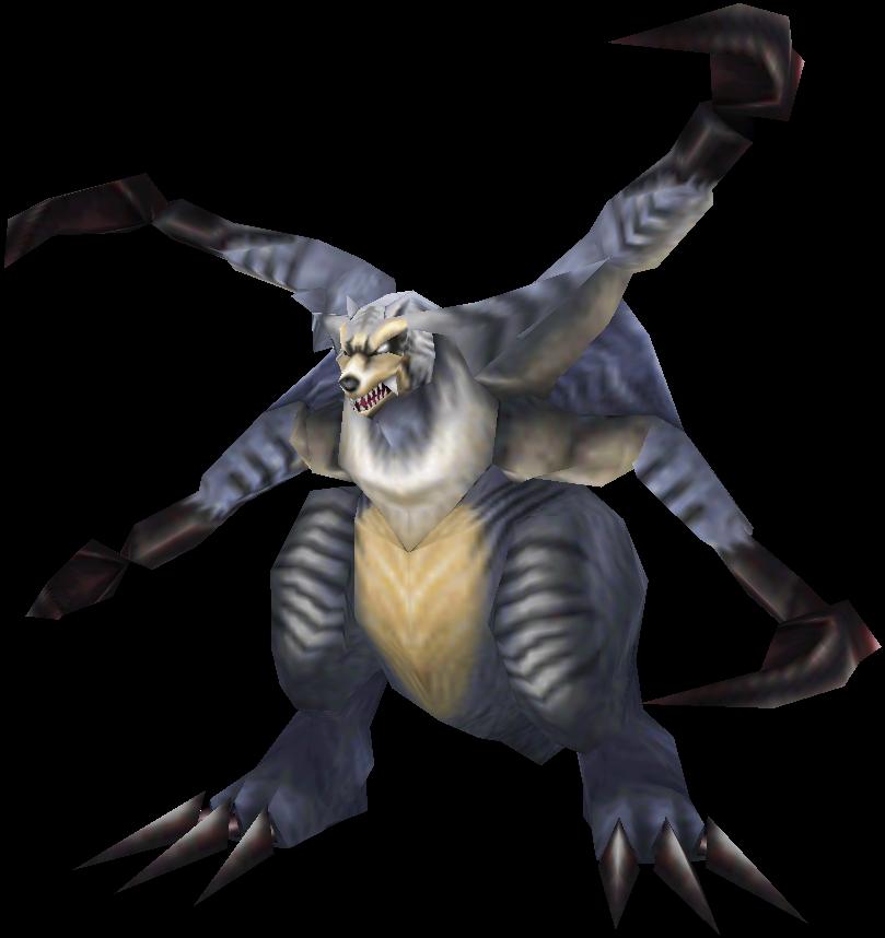 Death Claw (Final Fantasy VIII)