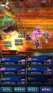FFBE Diving Bomb 2