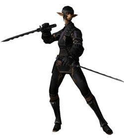 Ninja Artifact Armor