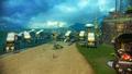 FFXIII-2 New Bodhum 003AF - Town Square