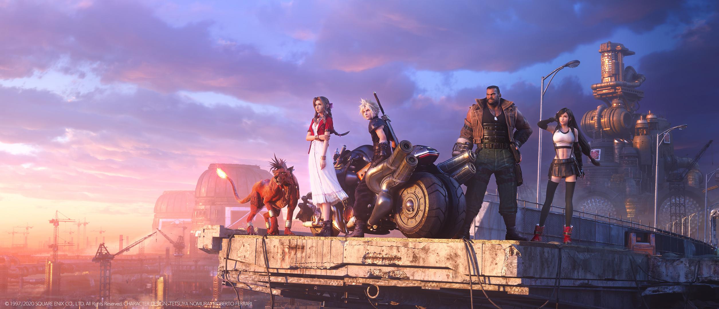 Final Fantasy Vii Remake Final Fantasy Wiki Fandom