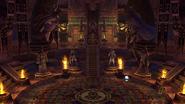 Kilika Temple Inside