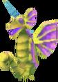 King Seahorse
