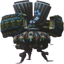 Machina Striker