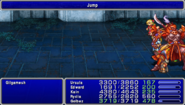 TAY PSP Gilgamesh Jump