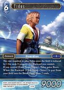 Tidus 1-213S from FFTCG Opus