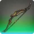Black Willow Greatbow from Final Fantasy XIV icon