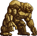 FF4PSP Stone Golem