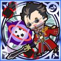 FFAB Banishing Blade - Auron Legend SSR+