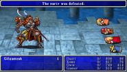 FFI PSP Game Over