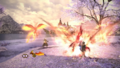 FFXIV SMN Fountain of Fire