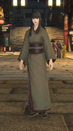 FFXIV Yotsuyu Render 3