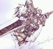 Noctis Isamu Kamikokuryo Sketches