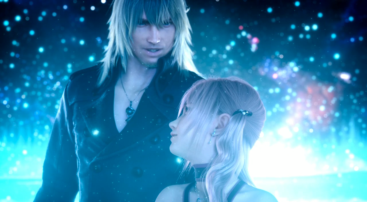 Serah and Snow together again Lightning Returns.png