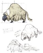 Sheep FFXI Art
