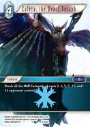 Zalera, the Death Seraph 3-037H from FFTCG Opus