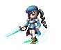 Atlie 1488 from FFBE sprite