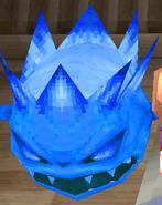 Blue bomb NPC render ffiv ios