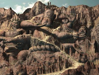 Da-chao Statue