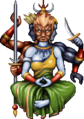 FF4PSP Asura Battle - Face 2