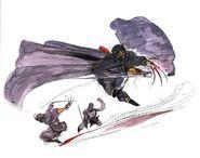 FFIII Ninja Amano