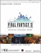FFXI Spring 2004 Strategy Guide