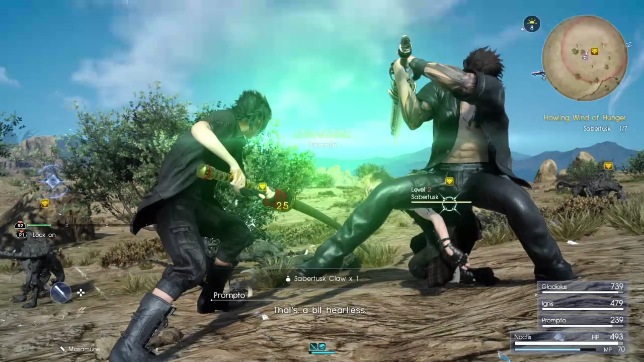 Link-strike