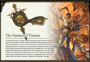 Immortal Flames Banner Art