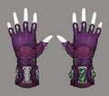 Purple Pain artwork for Final Fantasy VII Remake