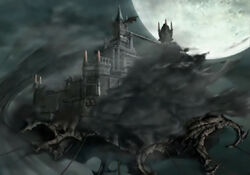Ultimecia Castle, the final dungeon of Final Fantasy VIII.
