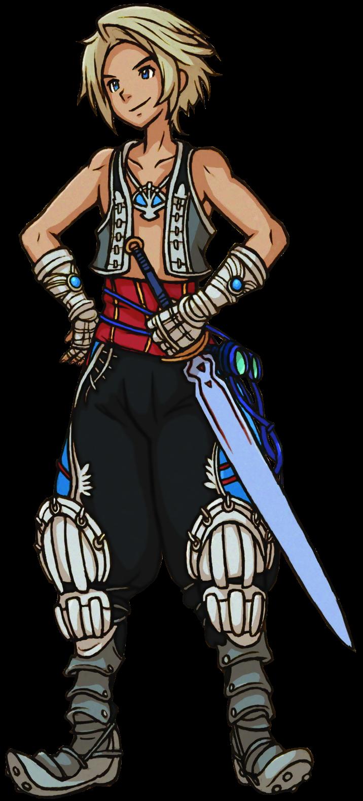 Final Fantasy XII: Revenant Wings concept art